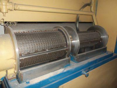 Агрегат томату-соковий КТС-30 (дробарка, протирання з відділенням насіння, пастеризація томатного соку)
