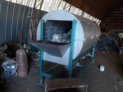 Машина миюча барабанно-щіткова Т1-КУ2-М-Ш (овочі)