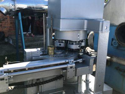 Закаточная машина для жестяной банки Б4-КЗК-79 (диаметр 99,9; 72,8; 83,4)