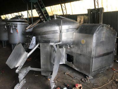 Куттер-вакуумный Л23-ФКВ-03